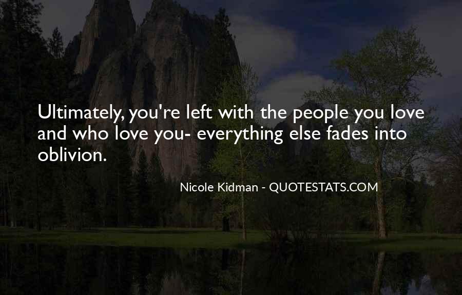 Kidman's Quotes #259687