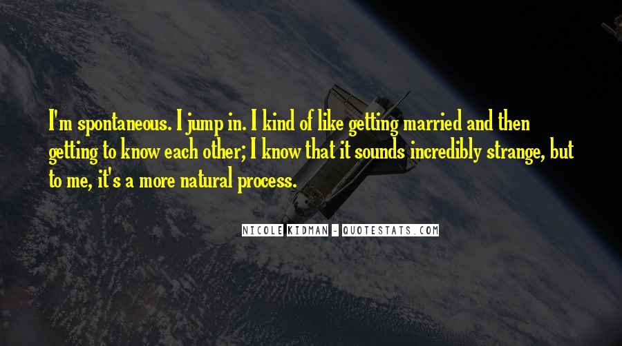 Kidman's Quotes #30184