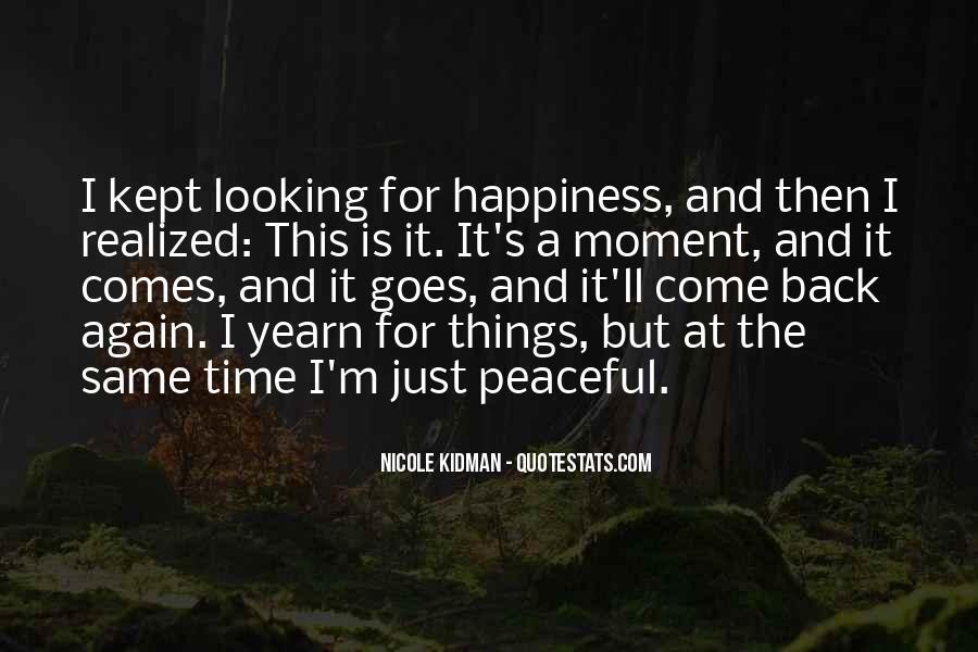 Kidman's Quotes #322711