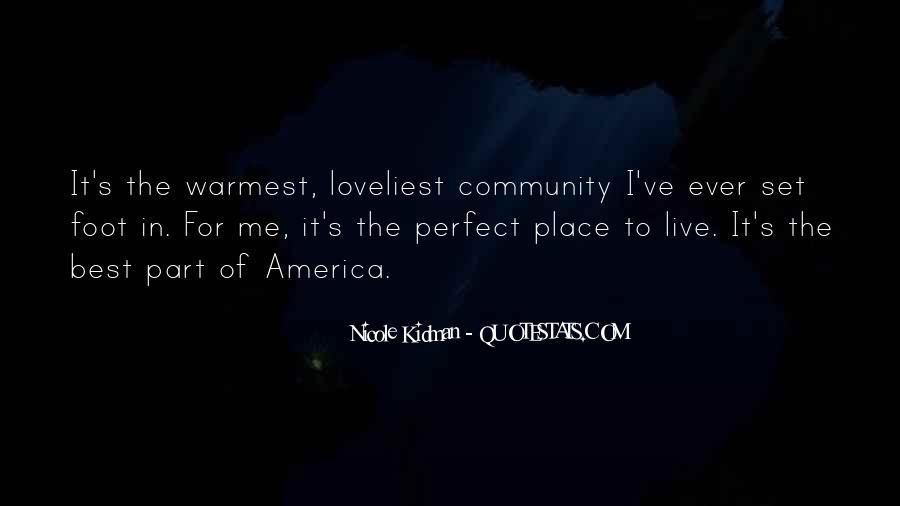Kidman's Quotes #337191