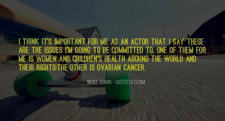 Kidman's Quotes #36586