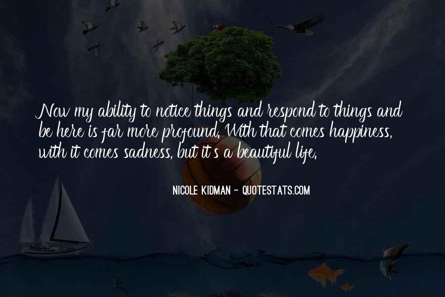 Kidman's Quotes #385085
