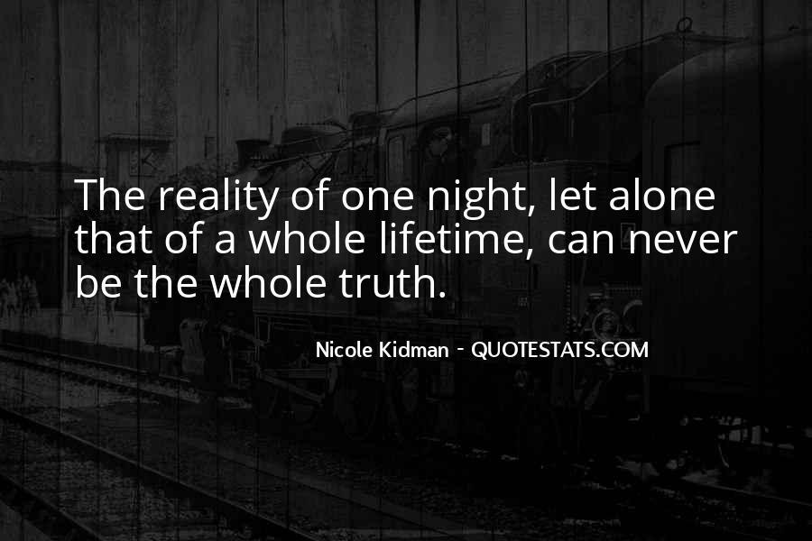 Kidman's Quotes #388139