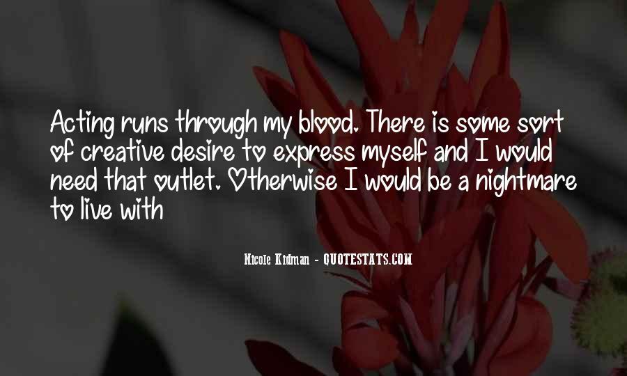 Kidman's Quotes #396073