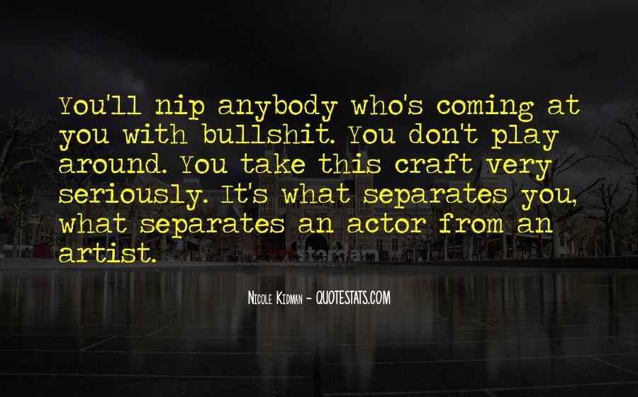 Kidman's Quotes #41440