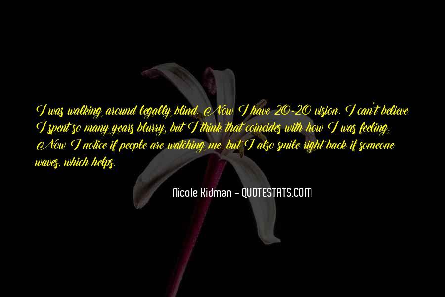 Kidman's Quotes #452184