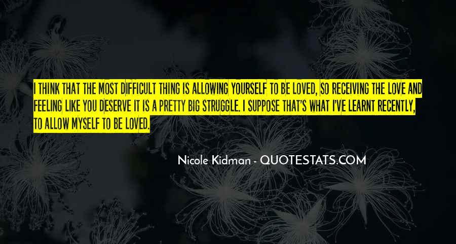 Kidman's Quotes #486332