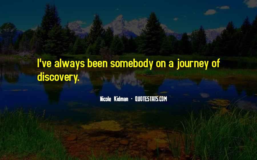 Kidman's Quotes #496706