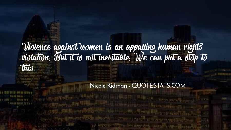 Kidman's Quotes #529095