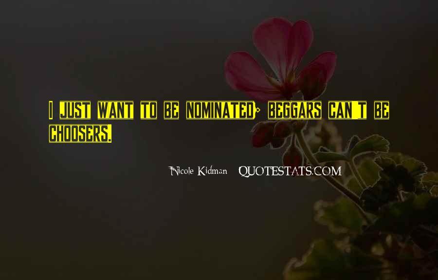 Kidman's Quotes #54538