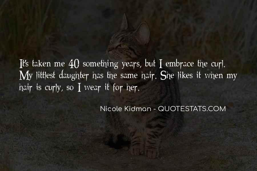Kidman's Quotes #669507