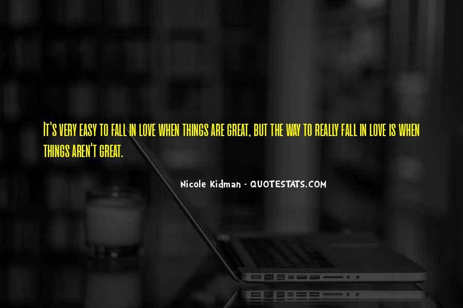 Kidman's Quotes #737496