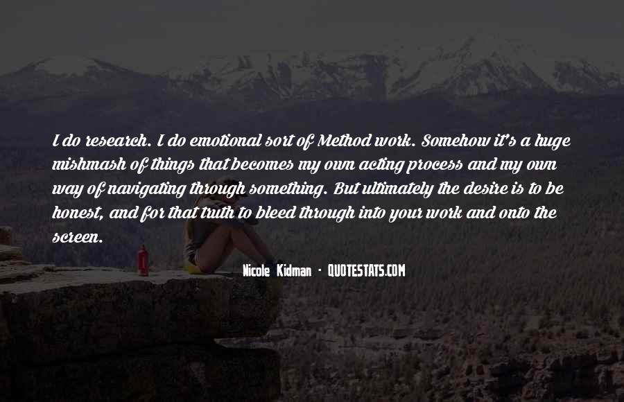 Kidman's Quotes #740127