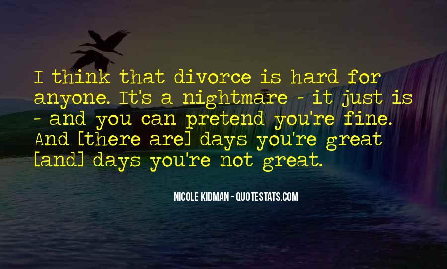 Kidman's Quotes #824718