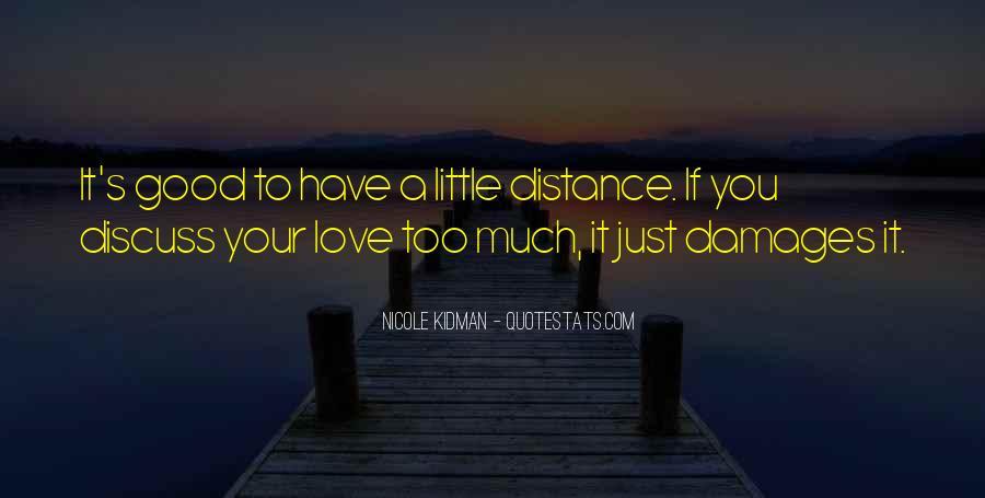 Kidman's Quotes #831522