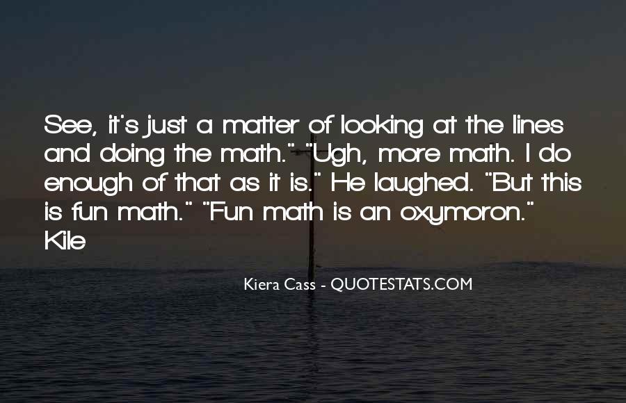 Kile Quotes #1571628