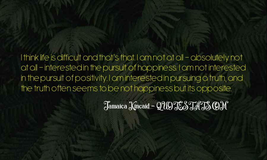 Kincaid's Quotes #1720826