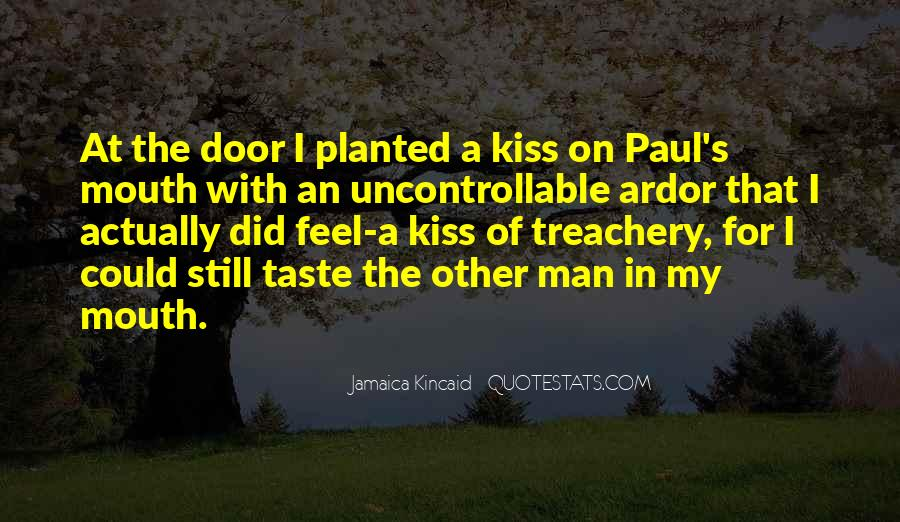 Kincaid's Quotes #411838