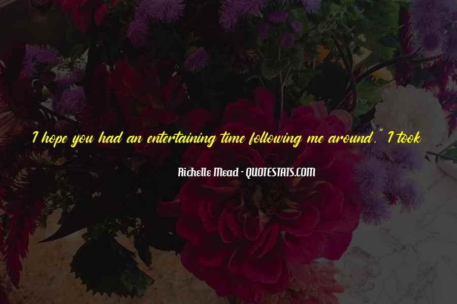 Kincaid's Quotes #452704