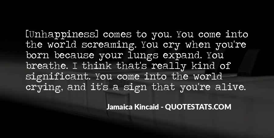 Kincaid's Quotes #460935