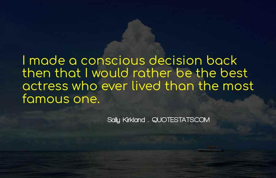 Kirkland's Quotes #1108319