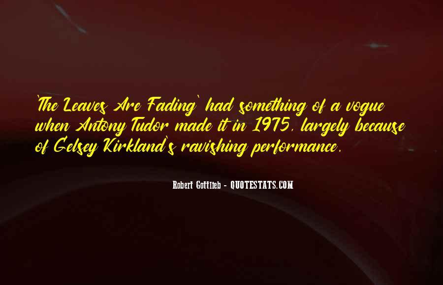 Kirkland's Quotes #124273