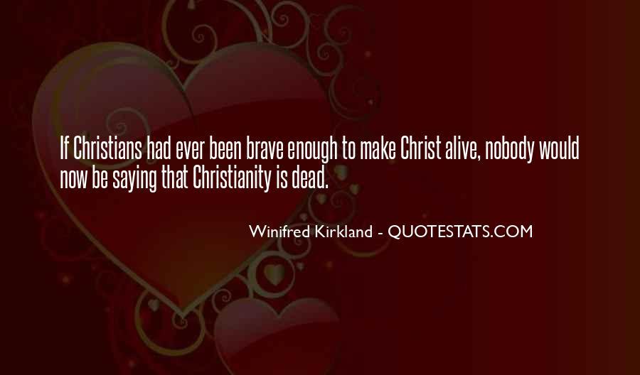 Kirkland's Quotes #1297418