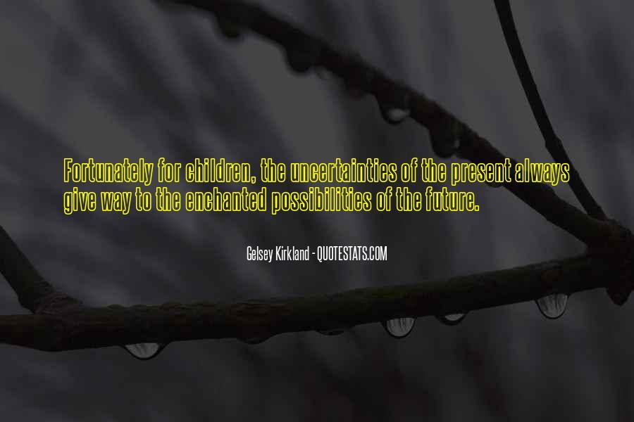 Kirkland's Quotes #1544485