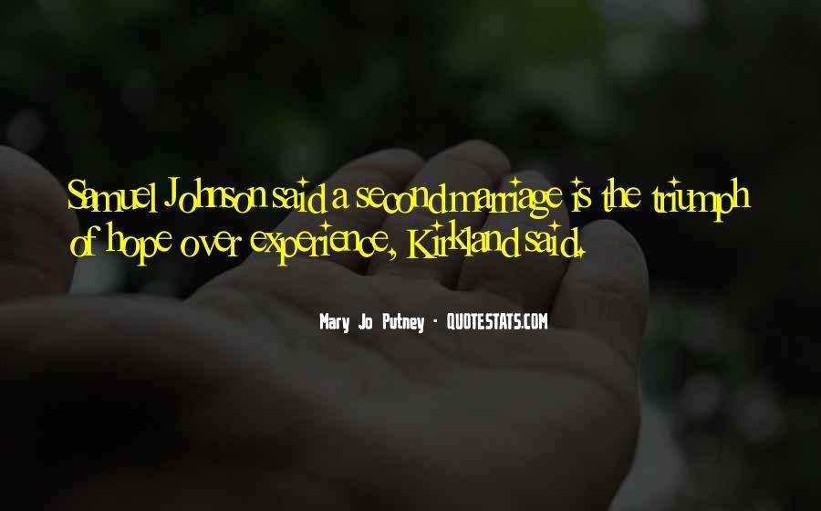 Kirkland's Quotes #1667693
