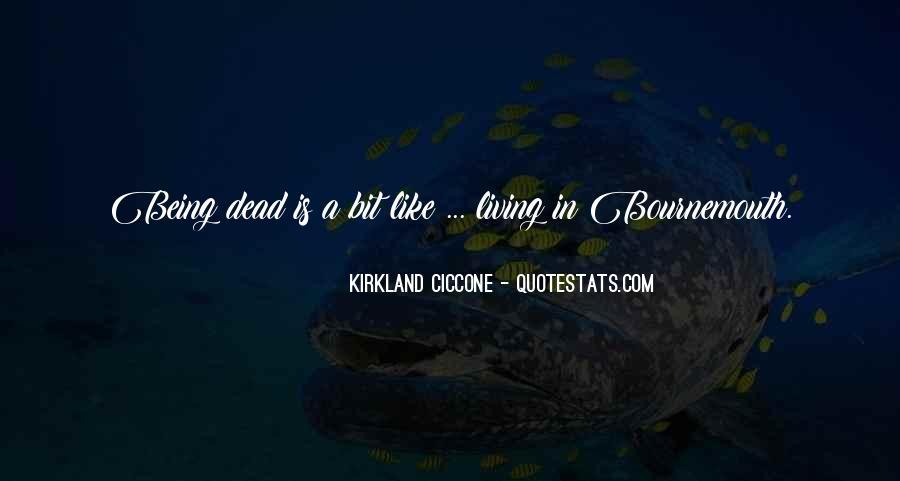 Kirkland's Quotes #515938