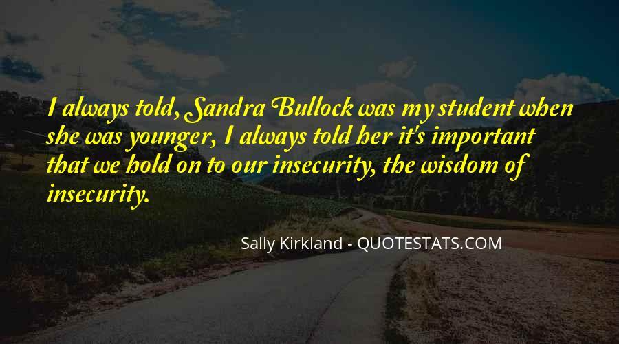 Kirkland's Quotes #687729