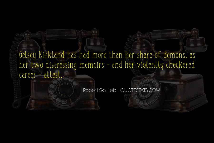 Kirkland's Quotes #721485