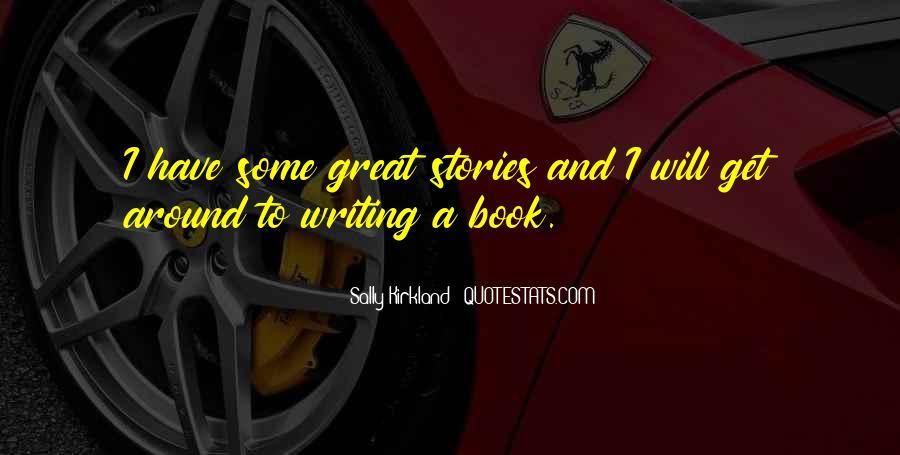 Kirkland's Quotes #855587