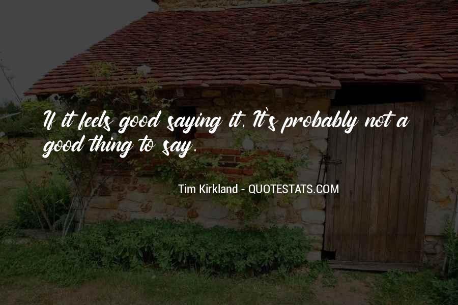 Kirkland's Quotes #887746