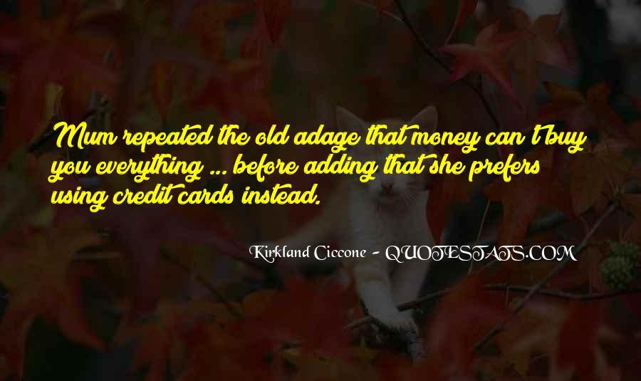 Kirkland's Quotes #926925