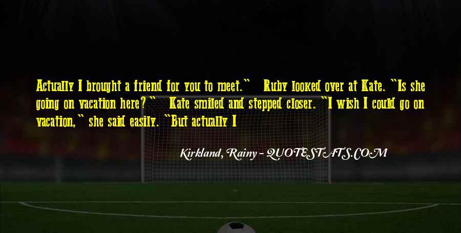 Kirkland's Quotes #97543