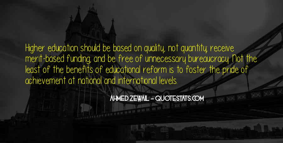 Quotes About Funding Education #647336
