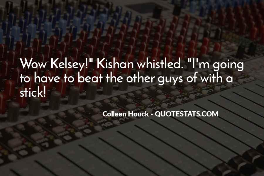 Kishan's Quotes #1485161