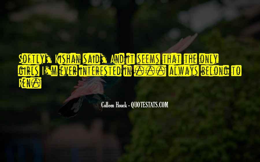 Kishan's Quotes #183876