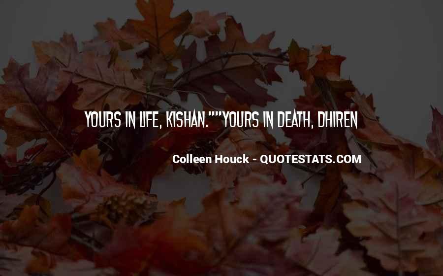 Kishan's Quotes #958103