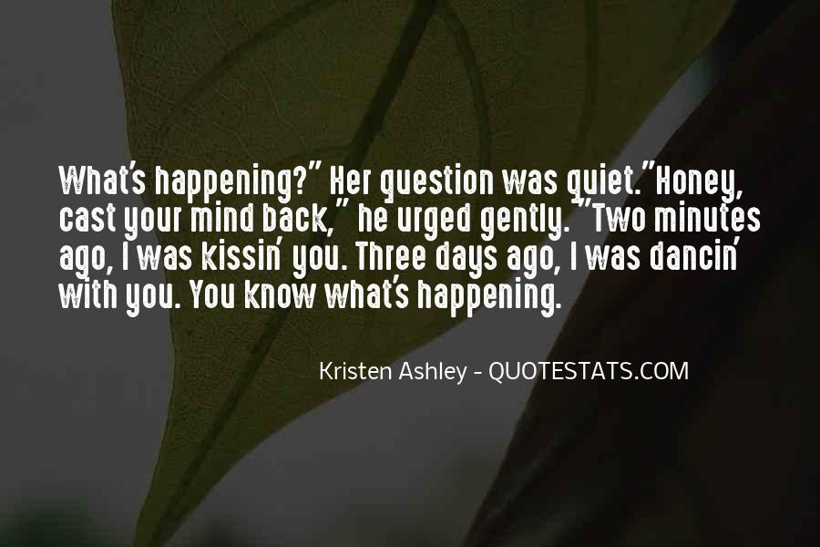 Kissin Quotes #1051428