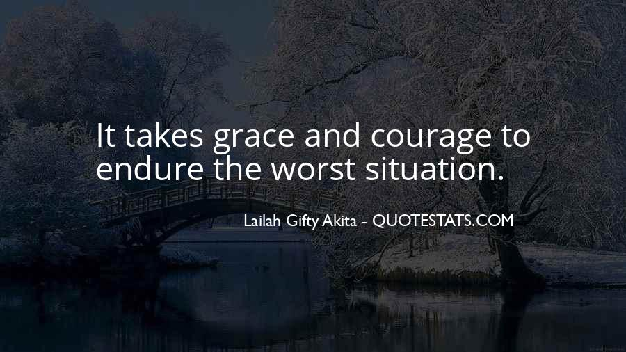 Quotes About Worst Situation #1072194