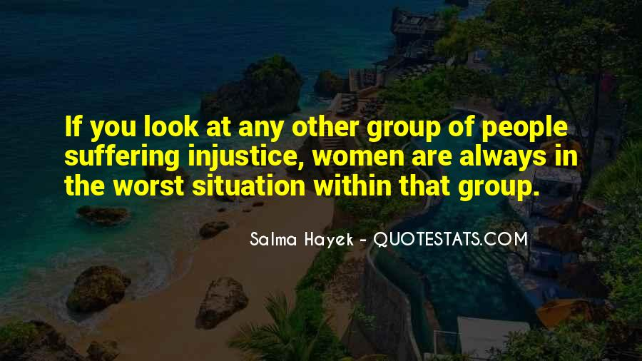 Quotes About Worst Situation #165319