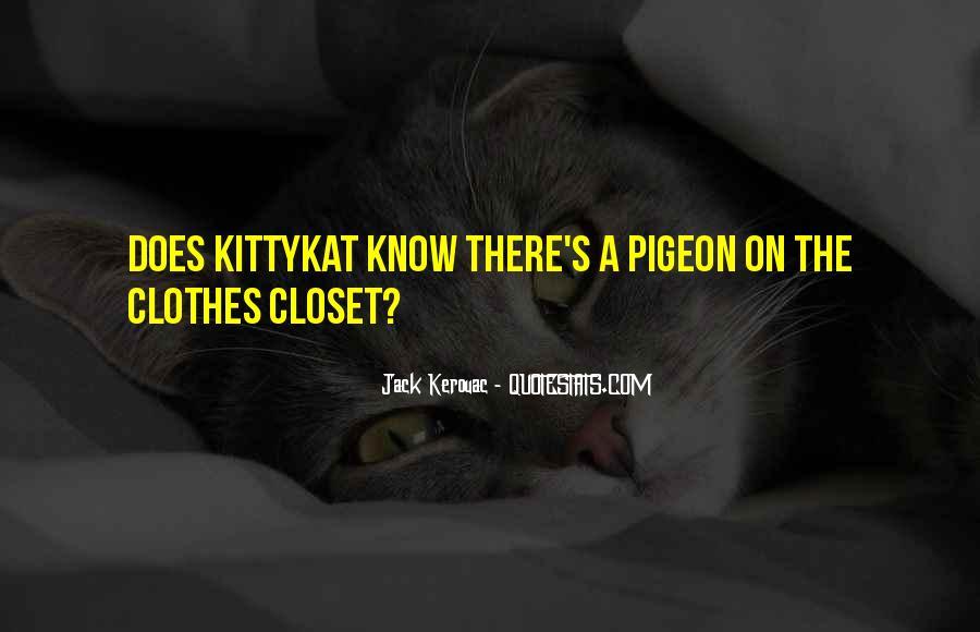 Kittykat Quotes #1283719