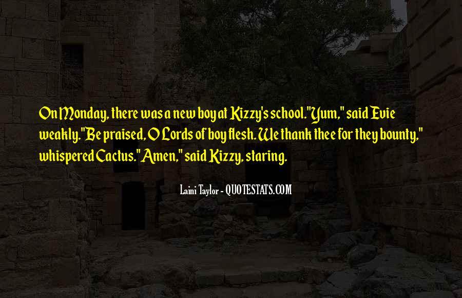 Kizzy's Quotes #1096738