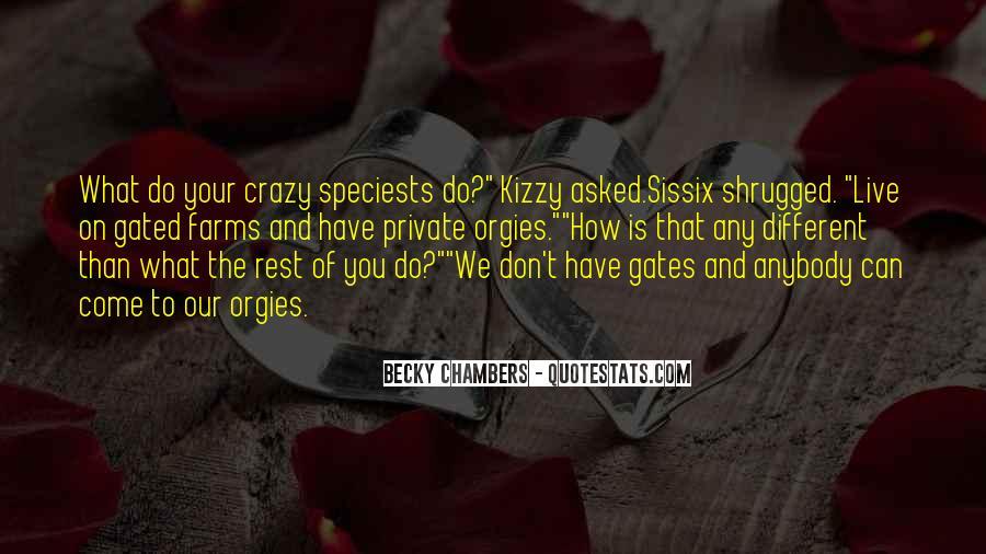Kizzy's Quotes #1352314