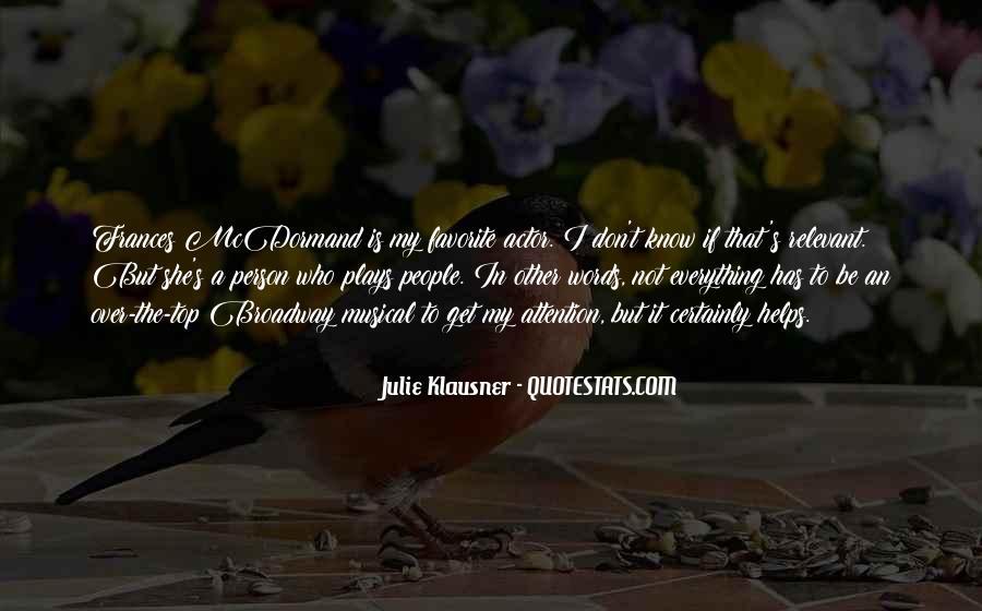 Klausner Quotes #1117988