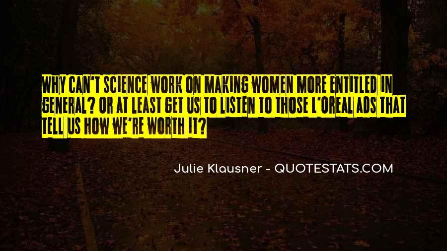 Klausner Quotes #1221677