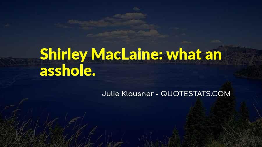 Klausner Quotes #1493359