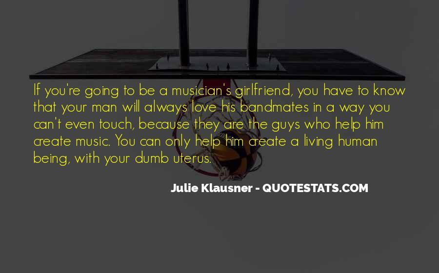 Klausner Quotes #166453